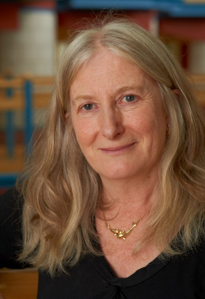 Lesley Hetherington – Life lessons that echo in her support of enterprising minds today